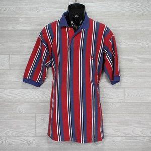 Vintage Timberland Short Sleeve Polo Sz Large